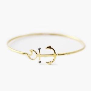 kimmie carter anchor bracelet