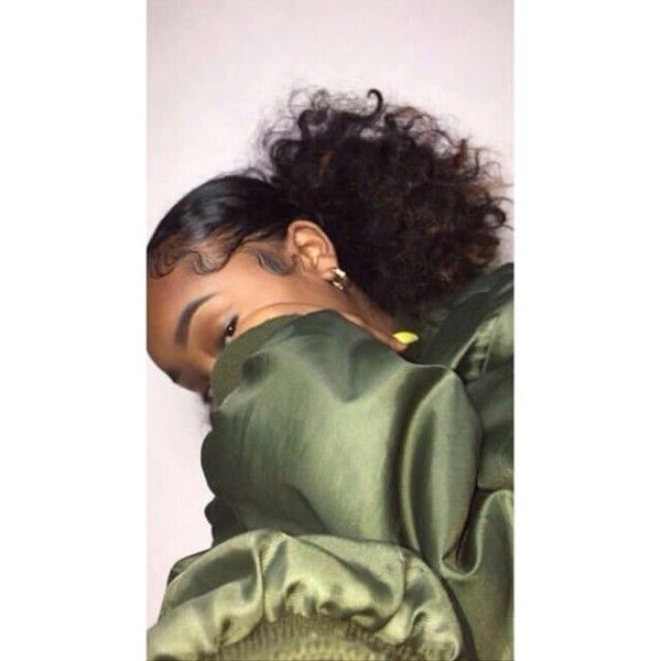 How To Lay Edges Down Natural Hair