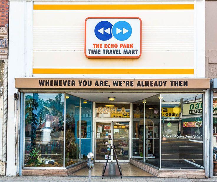 Time Travel Mart LA