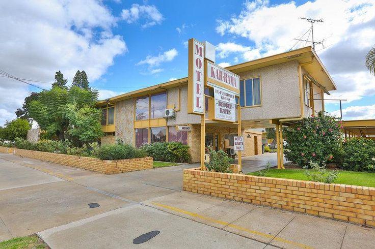 Everybody go: hotel, motel..... — Modernist Australia