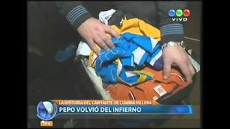 La historia de Pepo - Telefe Noticias - YouTube