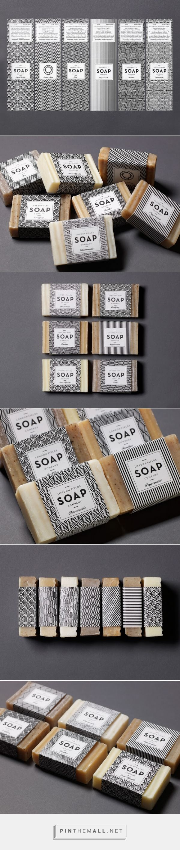 London Fields Soap Company on Packaging of the World - Creative Package Design Gallery... - a grouped images picture - Pin Them All