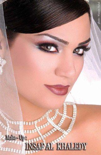 Sehr 102 best Maquillage oriental pour mariage : libanais et indien  TY59