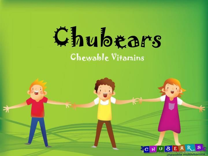 Is your Child Suffering from growing pains in legs.?So Don't worry Chubears help you and your child to recover from Growing pains in kids.Chubears provide different Vitamins dozes in Gummy form.\n