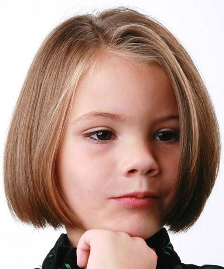 Short Haircuts For Kids Girls Kids Pinterest