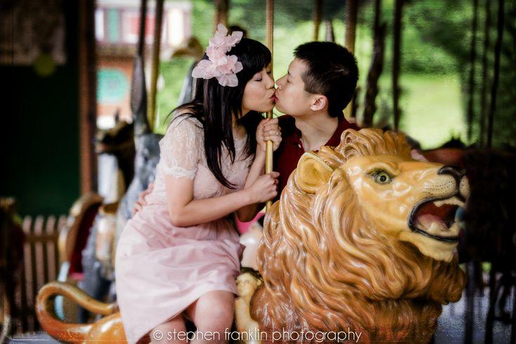 Clara & Yang Xu's Engagement