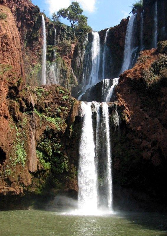 Cascades d'Ouzoud - , Beni Mellal