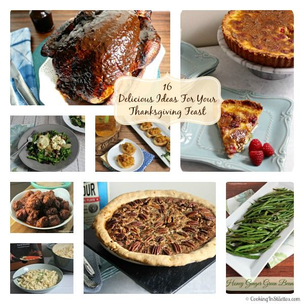 Blog post at Cooking In Stilettos™ : This post is sponsored. My opinion is my own.    Can I tell you something? For the past couple of weeks I have drawn a blank when it[..]