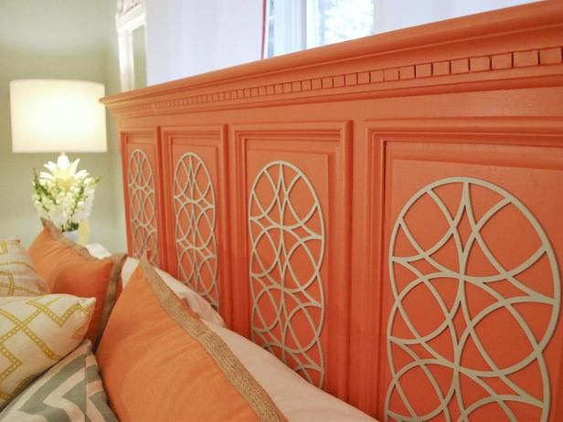 Easy Decorative Details: O'verlays are lightweight fretwork panels that come in several patterns and sizes. They are paintable and easily attach to furniture, mirrors, walls and glass.