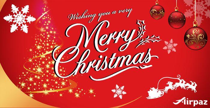 Merry Chrismas 2015 www.airpaz.com