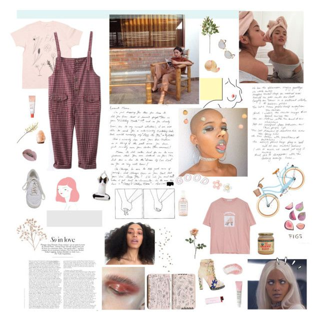 """""""♡ LOVE IS STILL A MYSTERY TO ME ♡"""" by rosalataieck ❤ liked on Polyvore featuring Urban Outfitters, Crate and Barrel, NOVICA, NIKE, Jean-Paul Gaultier, Marc Jacobs, Mon Cheri, Herbivore, Goroke and Old Navy"""