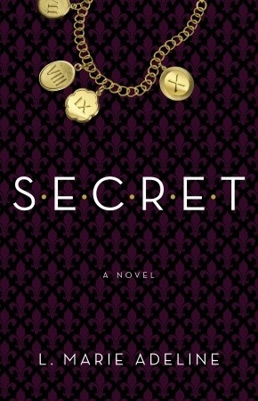"""S.E.C.R.E.T by L. Marie Adeline - Another steamy romance but well-written and a nice quick read! I recommend this for any """"Fifty Shades"""" lovers or romance novel readers."""