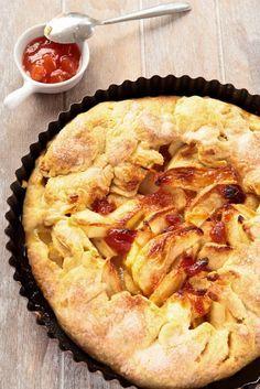 makkelijk recept: appel crostata