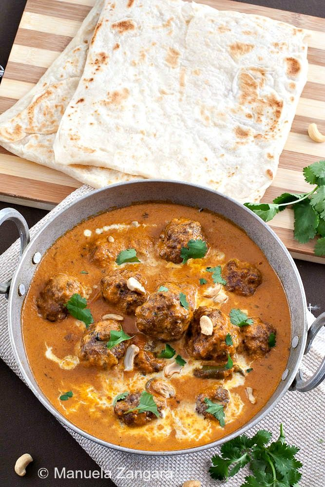 Lamb Kofta Curry ... looking at this is making me hungry!