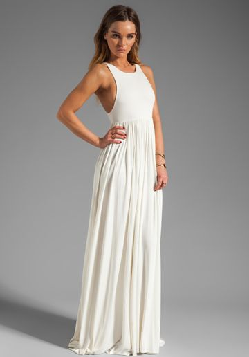 RACHEL PALLY Anya Tank Maxi Dress in White at Revolve Clothing - Free Shipping!