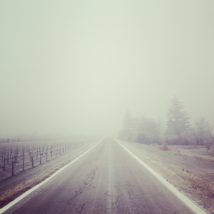 Frozen road, Breda di Piave