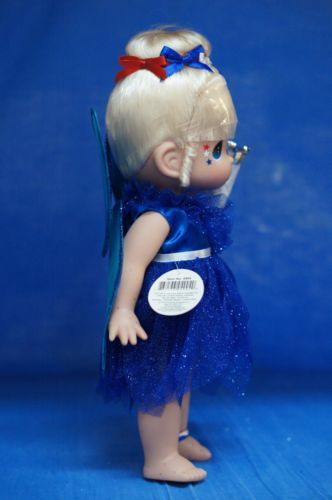 Tinker-Bell-Boom-Blue-Disney-Parks-July-4-2013-Precious-Moments-Doll-Signed-4904