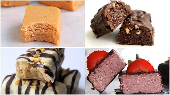 Rádi byste si připravili domácí proteinové tyčinky, ale nevíte jak na to? Inspirujte se našimi 7 recepty. 1) Extra čokoládové proteinové tyčinky