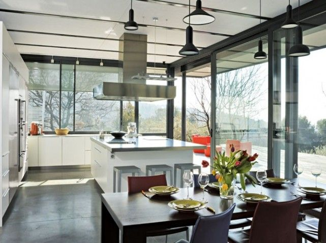 Cuisine avec veranda d co pinterest v randas for Veranda window design