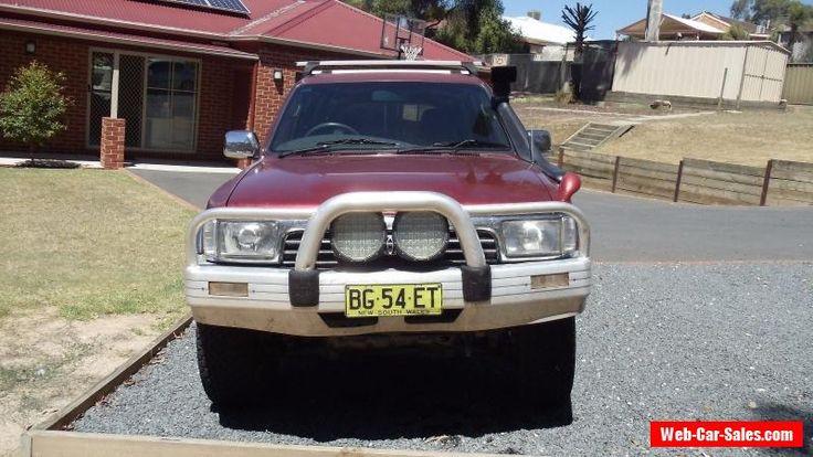 1992 Toyota Hilux Surf SSR-X #toyota #surf #forsale #australia