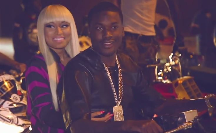 See the pic Meek Mill posted online that has got everyone talking (See Photo)