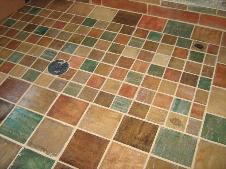 Claycraft Mercer Reproduction Tile Craftsman Style