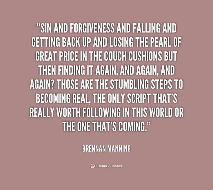 brennan manning Quotes | ... up and losing the pearl of g... - Brennan Manning at Lifehack Quotes
