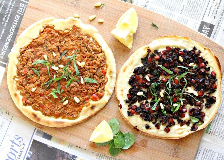 Lahmacun, turkish pizza, paleo tortilla, paleo pizza, gluten free pizza crust, gluten free bread, sorted food turkish pizza, vegan lahmacun, vegan pizza, vegan pizza crust, turkish street food, healthy pizza, dairy free pizza, meat lovers pizza, paleo flatbread, gluten free pita, sorted food, mushroom pizza, walnut, mini pizza, mini lahmacun