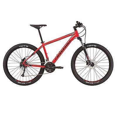 Me gustó este producto Cannondale Bicicleta Aro 27.5 Catalyst 1 Roja. ¡Lo quiero!