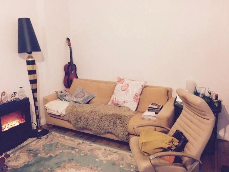 Gemtliches Kleines Wohnzimmer In Berlin Mitte WG