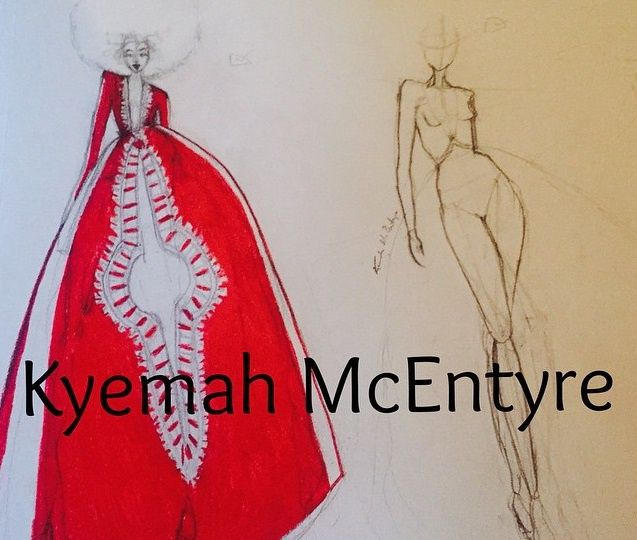 Африканское платье на выпускной Kyemah McEntyre / Платья Diy / ВТОРАЯ УЛИЦА