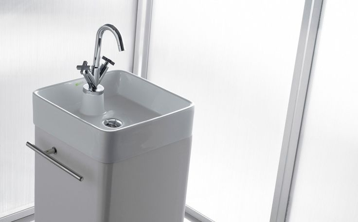 53 best lavabos de porcelana rectangular images on - Lavabo rectangular sobre encimera ...