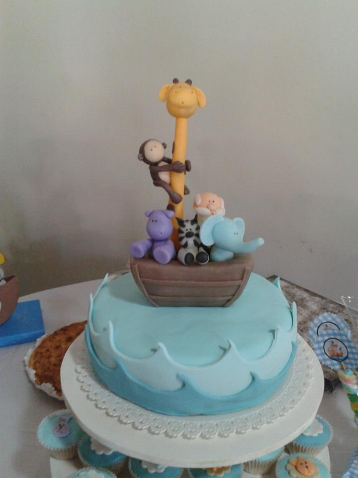 How To Make A Christening Cake From Scratch