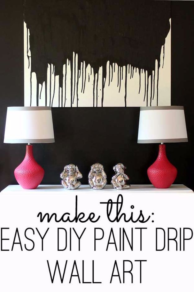 76 brilliant diy wall art ideas for your blank walls do for Do it yourself wall decor