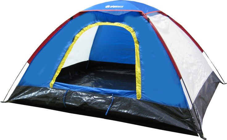 Camping outlet store- Gigatent Large Explorer Dome Tent