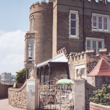 Bleak House, former home of Charles Dickens, Broadstairs, Kent