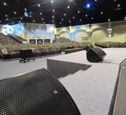 Orlando Megachurch Selects Turbosound For New Campus