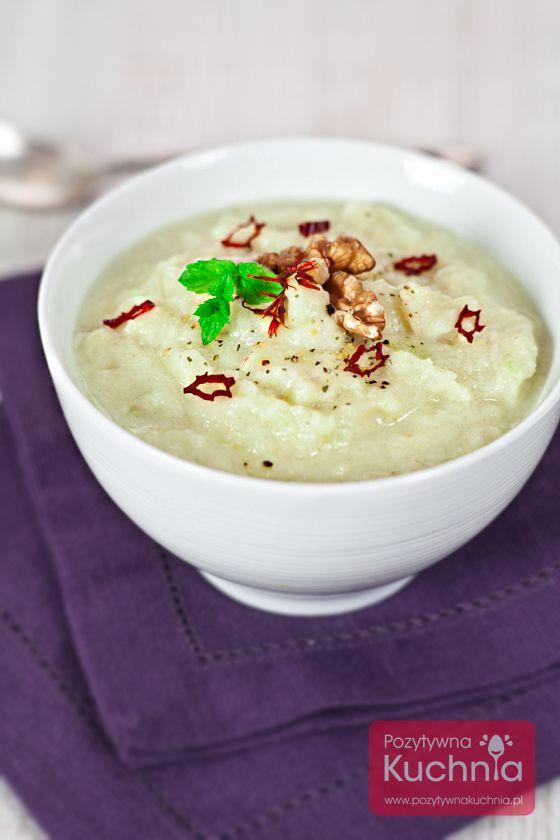 Przepis na zupę z kabaczka  http://pozytywnakuchnia.pl/zupa-z-kabaczka/  #zupa #kabaczek #przepis #kuchnia