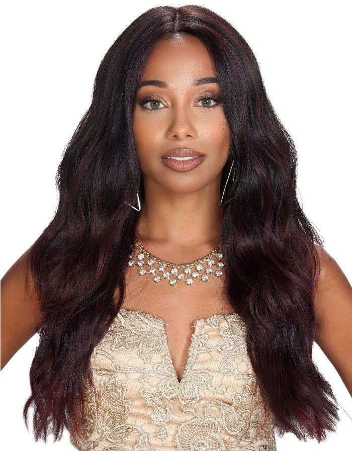Zury Sis Prime Human Hair Natural Mix Hand-