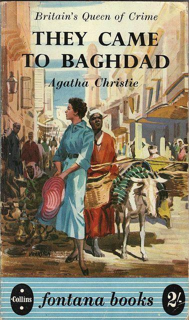 153 best 48 agatha christie images on pinterest agatha christie they came to baghdad agatha christie fandeluxe PDF