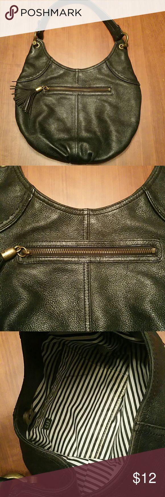 GAP Purse Black Leather GAP Purse GAP Bags Satchels