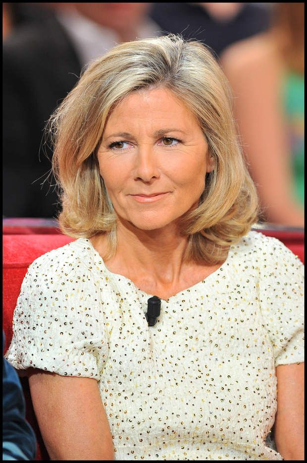Claire Chazal Nude Photos 87