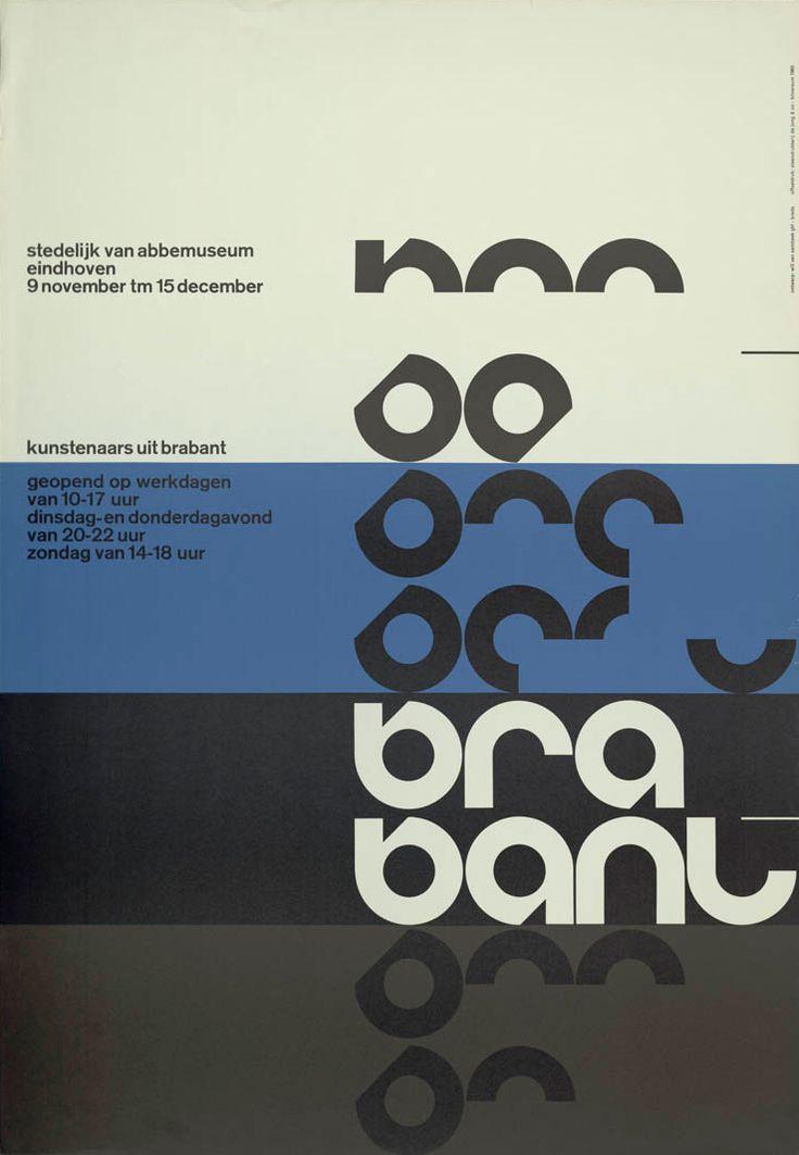 Wim Crouwel – Kunstenaars uit Brabant