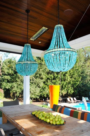 Google Image Result for http://coffeewithginger.com/wp-content/uploads/2012/03/Turquoise-chandelier-outside1.jpg