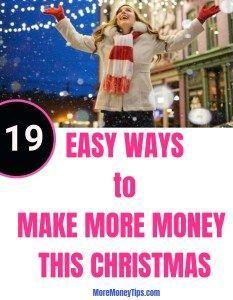 Best Christmas Side Hustles to Make Money – Personal Finance Tips $$$