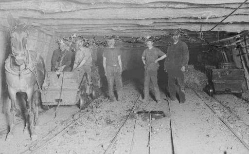 Old Coal Mines In Illinois Unidentified Coal Mine