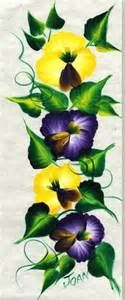 painting one stroke painting painting flowers donna dewberry painting ...