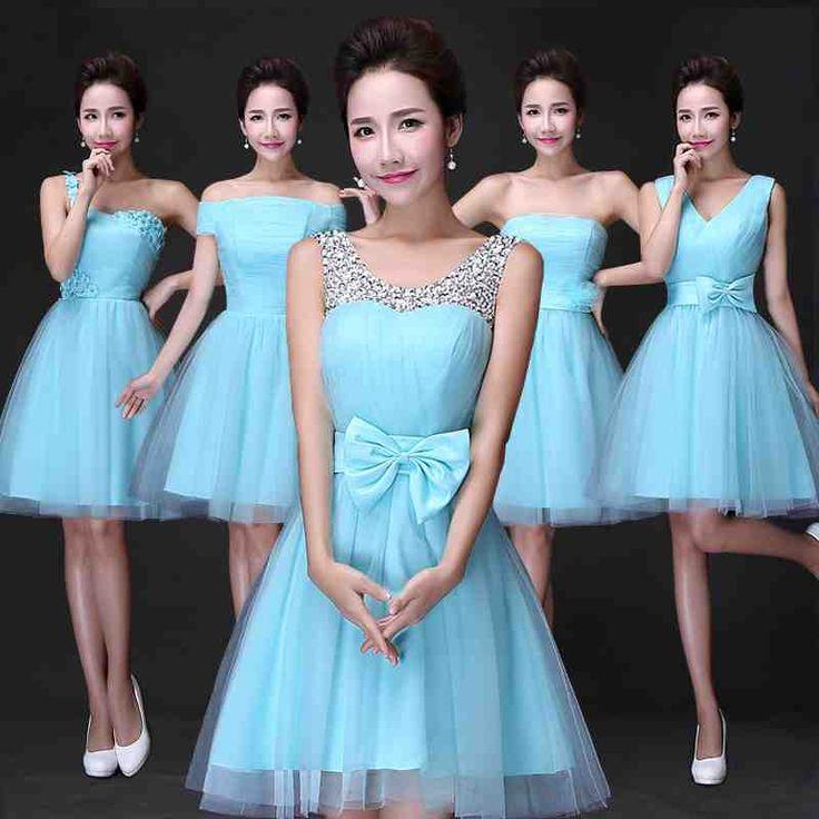 Green Bridesmaid Dresses Under 50