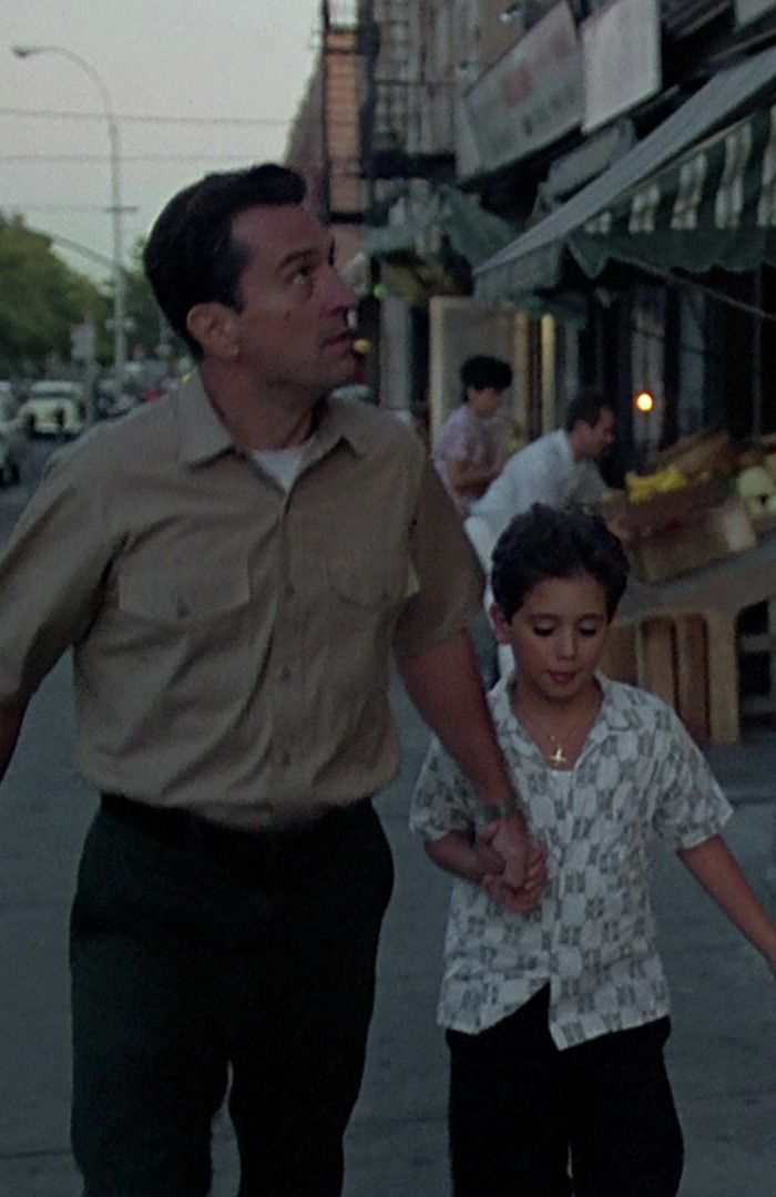 the film a bronx tale At first glance 'a bronx tale' can easily be seen as another mob film, however there are a lot of underlying themes – racism during the 1960's, interracial relationships, turbulent new york city (just to name a few.
