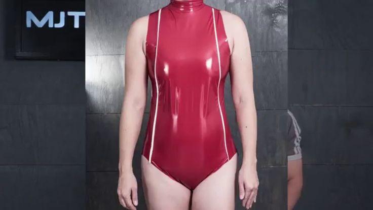 Bodysuit Sewing Tutorial For Psylocke Cosplay Vinyl